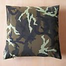 Pillow 40x40 military style