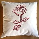 Pillow 40x40 rose for you