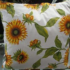 Pillow 40x40 sunflower