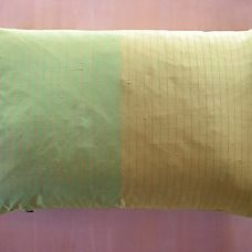 Pillow 40x60 green with gold