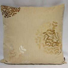 Pillow 60x60 beige flower